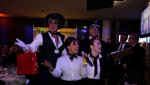 SFO T3 Choral Flash Mob