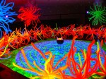 "Chihuly inspired ""In the Labyrinth"" Interior of the Glass Furnace"
