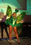 Emerald Butterfly Josephine Baker