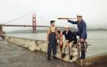 Golden Depression -Torpedo Wharf, San Francisco-