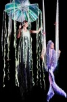 Jellyfish & Mermaid Aerials