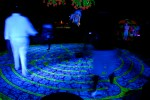 Illuminated Labyrinth Installations