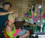 80's Pop up salon