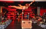 Dark Circus Acrobat
