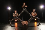 Dark Circus Acrobatic Quartet