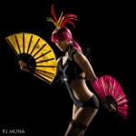 Kung Fu Geisha