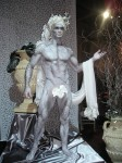 Dark Circus Human Art Statue