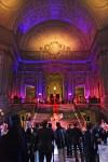 Purple Dream at San Francisco City Hall