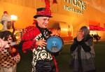 Ringmaster Drumming