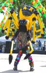 Banana Spider Roller Skater