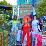 Mr. Babe Bridge, Ms. GG Bridges, Ms. Transamerica Pyramid, Golden Gate Park & Love the Haight Ashbury